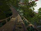 Take a virtual ride on KI's new wooden coaster