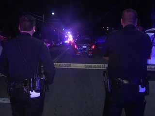 Officer dies after two cops shot in San Diego