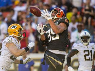 Injured Tyler Eifert: No more Pro Bowls for me