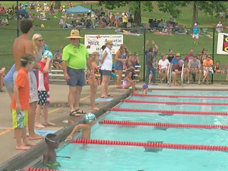 Lane 8 levels playing field for young swimmers