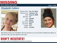 Have you seen this missing girl from Lebanon?