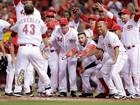 Reds: Schebler's filling Bruce's shoes nicely