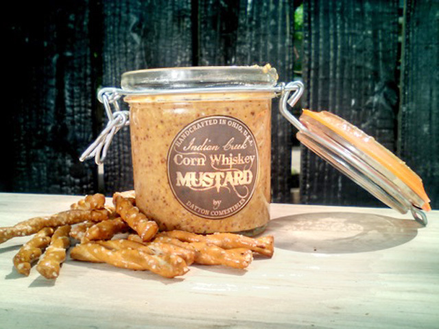 Artisan mustard recipe rises from ashes wins ohio for Artisan indian cuisine