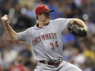 Fay: Homer Bailey may be over elbow problems