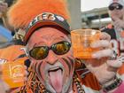 They're baaaack: Bengals fans kick off preseason