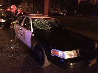 Violence erupts after Milwaukee police shooting