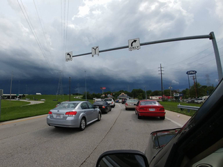 Storms roll through Tri-State