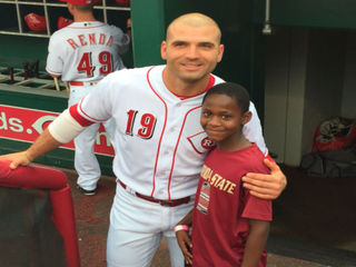 Reds, nonprofit offer life-changing experiences