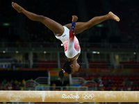 Biles, U.S. gymnasts could have impact here