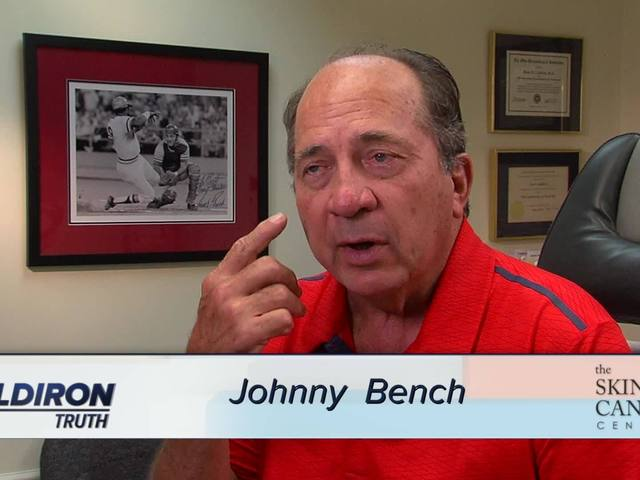 The Coldiron Truth: Johnny Bench