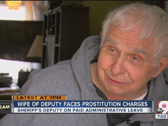 Deputy's wife charged with prostitution, drugs