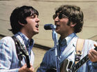 The Beatles at Crosley Field: Up close, in color