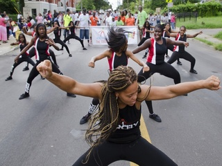 Black Family Reunion kicks off with parade