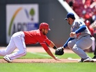 Reds fall to Dodgers 4-0