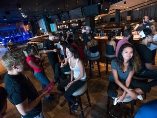 Piano bar, bowling alley opening Friday at Banks