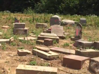 New subdivision pushing dead out of cemetery