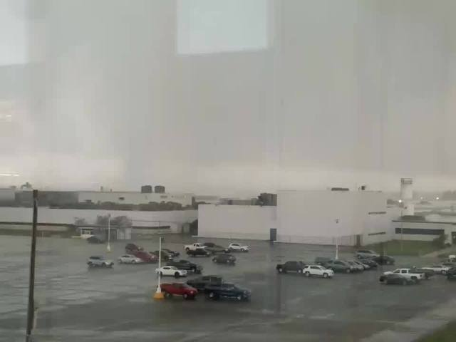 Another view of the Kokomo, Ind. tornado