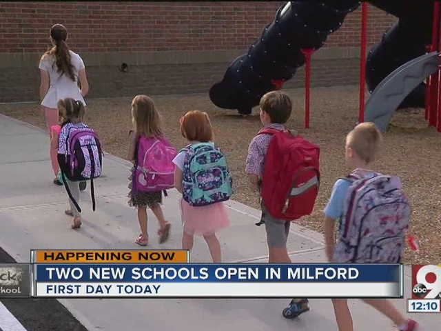 Two new schools open in Milford