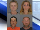 PD: 4 arrested in drug bust near Cleves schools