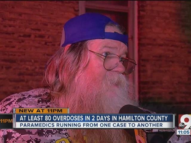 Heroin overdoses climb to 78, three fatalities in Cincinnati and…