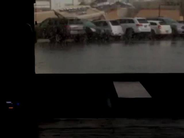 WATCH: The moment an EF3 tornado took out a Starbucks
