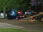 Man dies after crashing into tree in Hyde Park