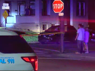 Woman's body found on Covington street