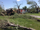What caused Indiana tornado outbreak?