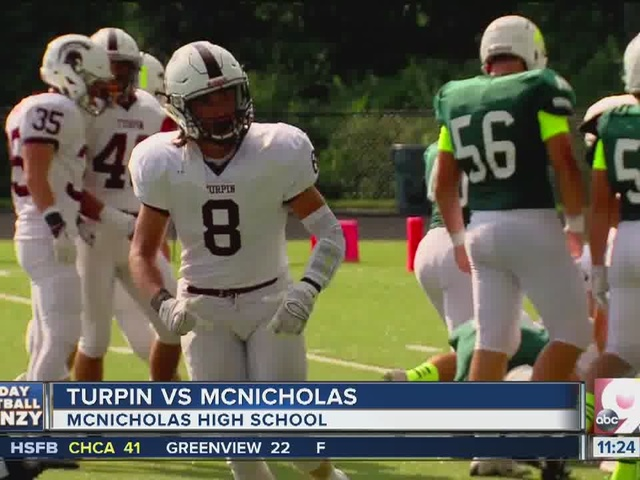 Friday Football Frenzy 8/26/2016