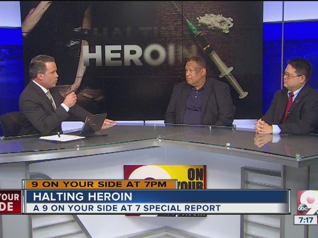 Halting Heroin: A 9 On Your Side Special Report part 2