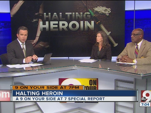 Halting Heroin: A 9 On Your Side at 7 Special Report part 1