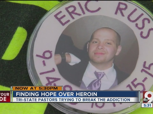 Hope Over Heroin hosts rallies in Norwood with free food, music,…