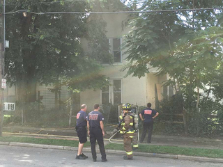 PD: Suspicious fire at home searched in killing