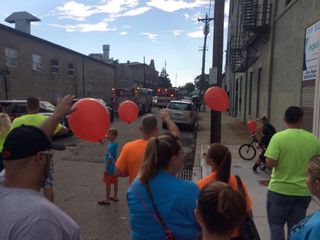 Hope Over Heroin marchers come across overdose
