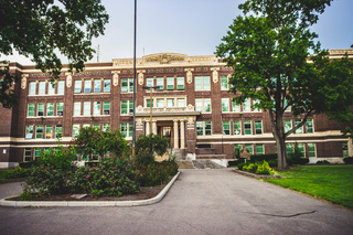 School's in: Region's most historic halls of...