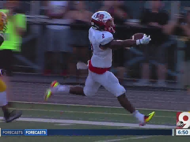 Cincinnati high school football highlights: Saturday, Aug. 27, 2016