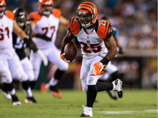 Bengals' starters dominate Jags, never mind loss