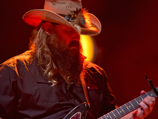 Hank Williams Jr. & Chris Stapleton at Riverbend