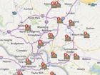 MAP: Latest power outages in the Tri-State