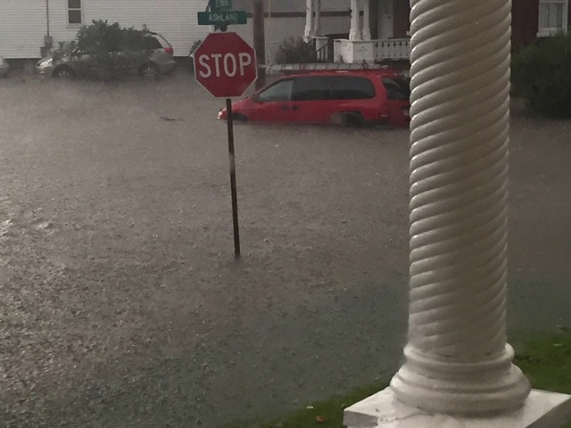 Flash Flood Warning for several counties