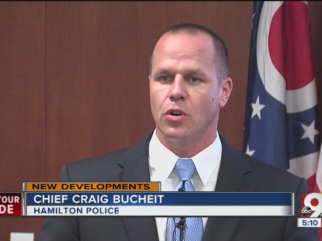 Butler County prosecutor: Fatal police encounter inside Walgreens lasted…