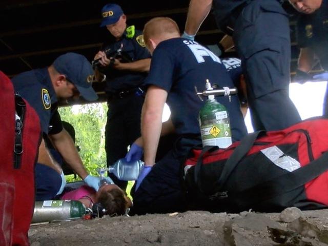 Get an up-close look at Cincinnati's heroin ODs