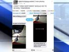 HS student arrested after Snapchat threat