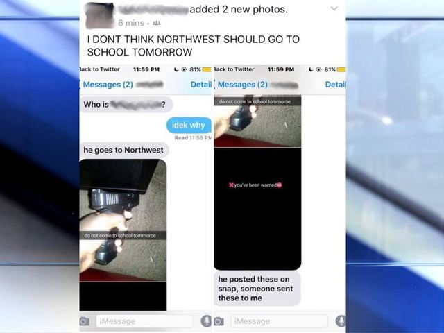 Highlands student brings gun to school