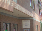 Senior services center closed after flood