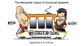See Kevin Necessary's streetcar cartoons