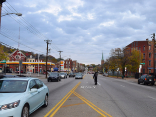 What will it cost to make Liberty Street safer?