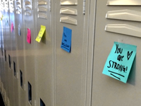 Mason High students plan heartwarming surprise