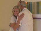 'Guardian angel' saves man during cardiac arrest