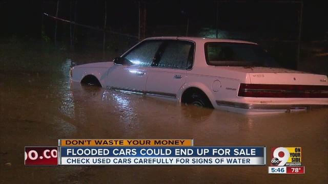 bbb warns of flood damaged cars for sale wcpo cincinnati oh. Black Bedroom Furniture Sets. Home Design Ideas